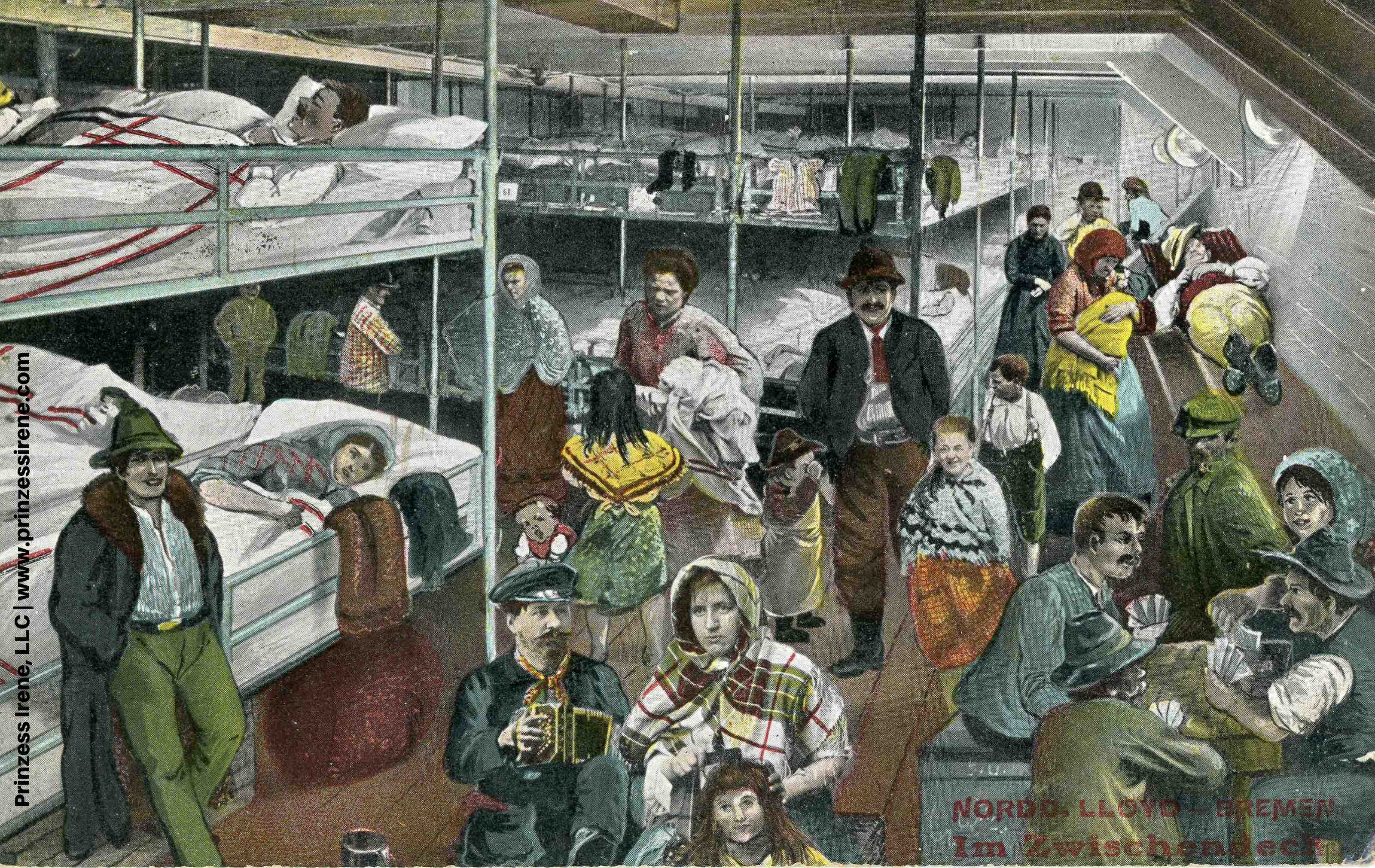 Postcard, postmarked November 20, 1907