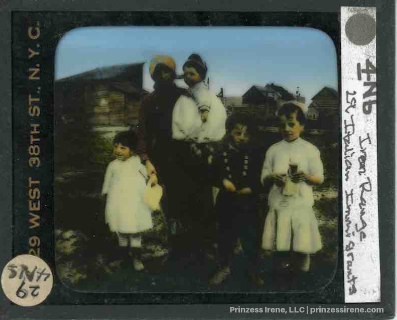 Italian Immigrants Iron Range-B-A150