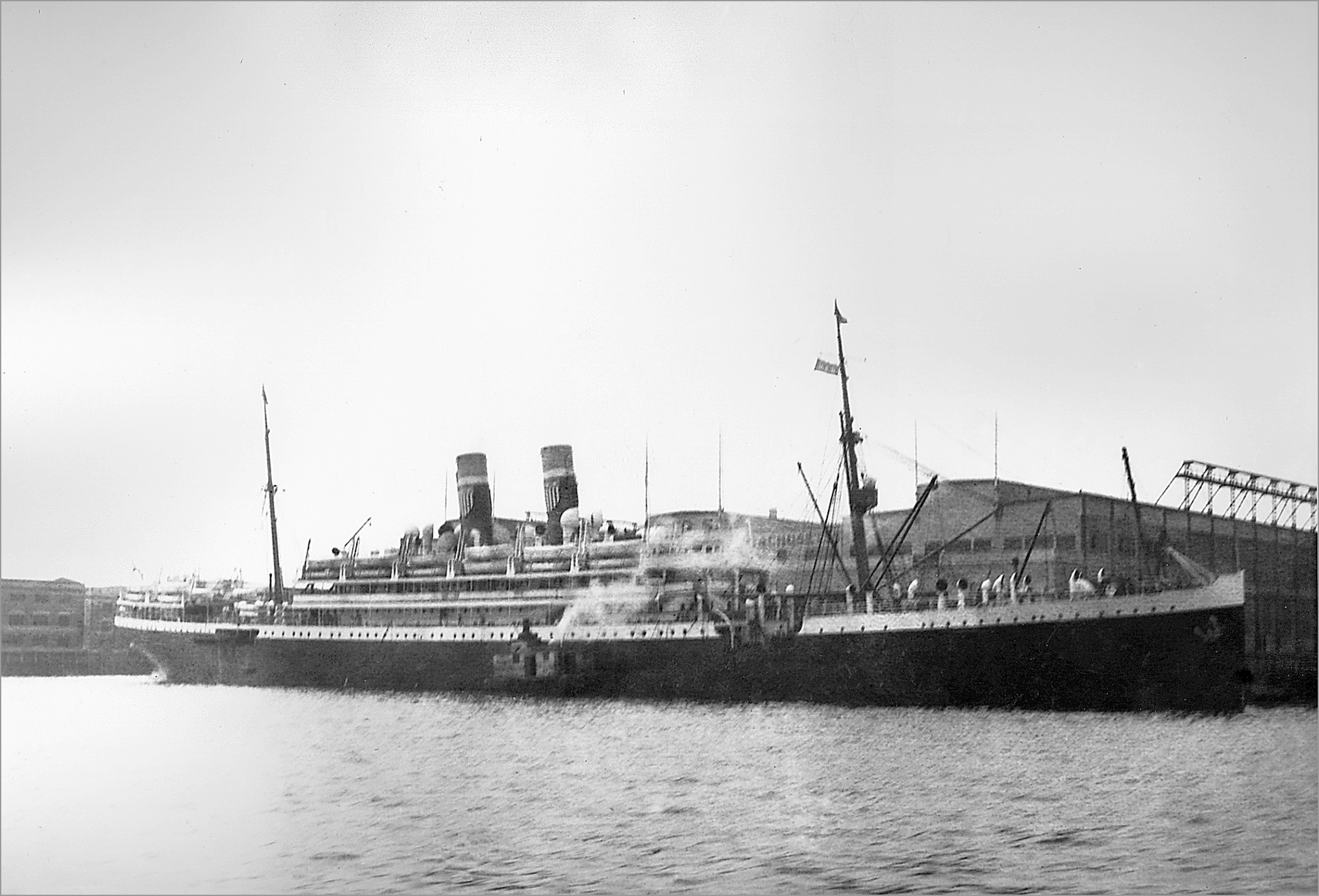 Prinzess Irene. Undated photograph, courtesy Ellis Island Foundation.